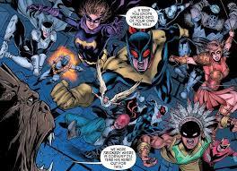 Batman Incorporated Inc Members Comic Vine