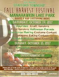 Halloween Activities In Nj by Fall Harvest U0026 Wine Festival Stafford Township Nj