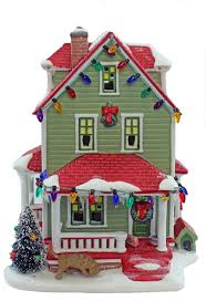 Dept 56 Halloween Village 2015 by Department 56 A Christmas Story Village Bumpus House 805667