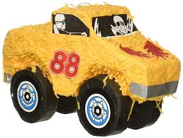 Amazon.com: Ya Otta Pinata Monster Truck Pinata: Toys & Games Monster Truck Party Cre8tive Designs Inc Custom Order Gravedigger Monster Truck Pinata Southbay Party Blaze Inspired Pinata Ideas Of And The Piata Chuck 55000 En Mercado Libre Monster Jam Truckin Pals Wooden Playset With Hot Wheels Birthday Supplies Fantstica Machines Kit Candy Favors Instagram Photos Videos Tagged Piatadistrict Snap361 Trucks Toys Buy Online From Fishpdconz Video Game Surprise Truck Papertoy Magma By Sinnerpwa On Deviantart