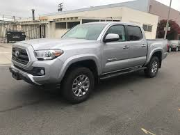 2016 TOYOTA TACOMA PRERUNNER CREW CAB 4 CYLINDER – GT AUTO PROS