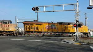 Union Pacific 8149 Manifest With Mid Train DPU s 14th Avenue