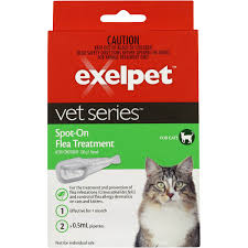 flea treatment for cats exelpet spot on flea treatment for cats 10ml woolworths