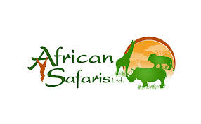 African Safari Travel Company Logo Designed By People India