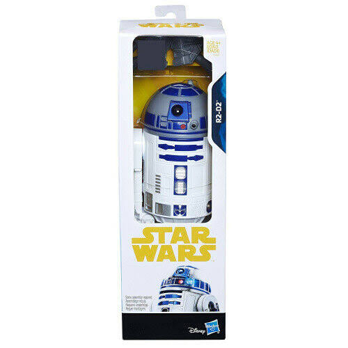 Star Wars The Last Jedi R2 D2 Action Figure - 7""