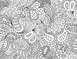 Zentangle Patterns Free Printable Coloring Pages