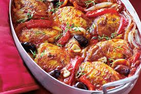 provencal cuisine chicken provencal recipe roasted chicken provencal recipe
