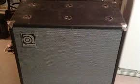 Ampeg V4 Cabinet For Bass by Dyi Vintage Ampeg Cabinet Restoration Tmr Zoo