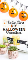Outdoor Halloween Decorations Canada by 27 Clever Halloween Decorations To Make With Dollar Store Stuff