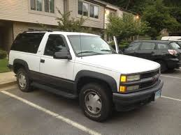 Purchase used 1997 Chevrolet Tahoe LS Sport Utility 2 Door 5 7L in