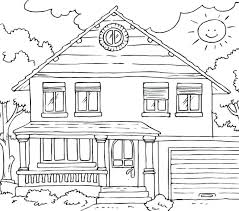 Magic Tree House Coloring Pages To Print Houses Printable Free Haunted