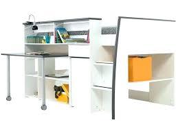bureau gami lit mezzanine montana conforama best lit mezzanine avec bureau