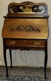 Chautauqua Desk Larkin Soap by Antique Larkin Oak Ladies Secretary Writing Desk Cabinet Applied