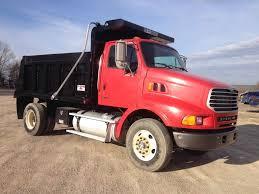 100 5 Axle Dump Truck 200 Sterling LT913 Single Caterpillar C9 30HP