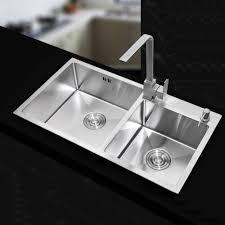 33x22 Stainless Steel Kitchen Sink Undermount by Sinks Astonishing Undermount Double Kitchen Sink Undermount