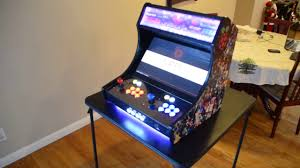 Raspberry Pi 3 RetroPie Bar Top Arcade Cabinet Build Rey's 128 GB ... Bartop Arcade Cabinet Plans The Geek Pub Build A Retropie With Raspberry Pi Youtube Black And Red Bartop Arcade Mame 60in1 Machine Cabinet Ecamusementscom Bartop Multicade Machines Ecamusements Pi 3 Bar Top Album On Imgur Video Game Modding Castlevania Made The Super Mario Brothers Custom Made Machine Mini Wip Papercraft Pinterest Classical 60 In1 Coffee Table Doxcadecom Centipede Themed This Nes Is Amazing Global News Ghost N Goblins V2 Stickers Arcade Pegatina Creativa Bartop
