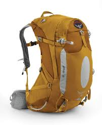 100 Atmos 35 Osprey Pack Aspen Gold Small Amazoncouk Sports Outdoors