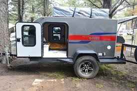 Off Road Trailers Outside