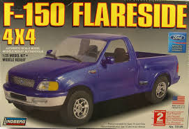 Ford F-150 Flareside 4x4 Truck 1 25 Scale Lindberg Plastic Model Kit ... 1966 Ford F100 Flareside Abatti Racing Trophy Truck Fh3 A Pickup Truck Weight Cheerful Of 1977 F150 Flareside Ford 1999 V Reg Ford Transit 105k Mot To August 2016 V5 Bedrug Bed Mat For 0410 65 Supertruck 1992 Lariat Nostalgic Motoring Ltd 1994 Flare Side 58l V8 4x4 Step 4wd 107k Miles The Crittden Automotive Library Flareside My Bullnose Project Its A 1985 Stepside 4x4 4spd 300 1979 Custom Custom_cab Flickr 1972 Chevy Hot Rod Network File1994 Flaresidejpg Wikimedia Commons