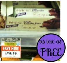 Good Deal On ThinkThin Protein Bars At Publix