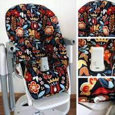 Peg Perego High Chair Siesta Cover by Peg Perego Tatamia High Chair Pad Replacement Cover от Kuklenok