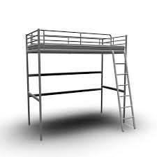 Bunk Bed With Desk Ikea Uk by Loft Beds Mesmerizing Loft Bed Frame Ikea Images Bedroom Space