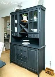 Dining Room Hutch Buffet Ideas Kitchen Throughout Fascinating