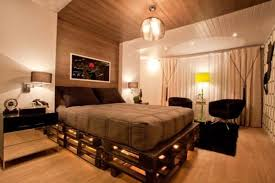Pallet Bed With Lights Pallet Bed Frame With Lights Except