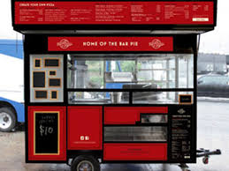 100 Eddies Pizza Truck Red Farm Nears Completion Launches Carts Eater NY