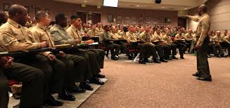I Mef Dts Help Desk by Welcome To The Ranks Newly Selected Staff Sergeants Attend