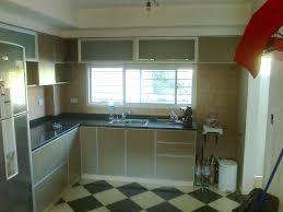 Muebles De Cocina En Melamina Con Canto De Aluminio azarak