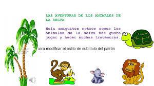 Cuentos Para Niños El León Perdido
