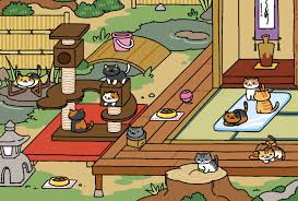 Pond With Alcove Neko Atsume