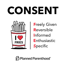Planned Parenthood Graphic Uses Fries To Explain Consent In A Way