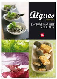 images cuisiner algues saveurs marines à cuisiner editions la plage
