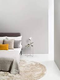 benuta shaggy hochflor teppich whisper beige ø 80 cm rund langflor teppich für schlafzimmer und wohnzimmer