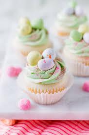 Speckled Frosting Easter Cupcakes Blog Appetit