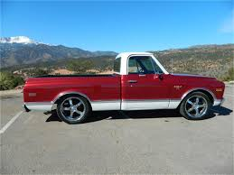 100 Trucks For Sale In Colorado Springs 1968 Chevrolet C10 For ClassicCarscom CC776337