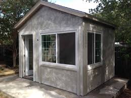 Tuff Shed Colorado Cabin by Down To Business With This Backyard Office Tuff Shed