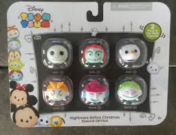 Walgreens Halloween Decorations 2017 by Disney Tsum Tsum Nightmare Before Christmas Seasonal Gift Pack