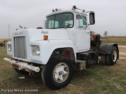 1966 Mack R609 Semi Truck   Item DC3730   SOLD! December 7 T... Tractor Trucks For Auction 2012 Peterbilt 386 Semi Truck Item Dc5303 Sold October Semi Accsories Sale Commercial Truck Auctions 1994 Mack 4000 Gallon Water 300hp Blue Iron And Trailer Kansas Auctioneers Association Salvage Equipment Schultz Landmark Prime Time Mayflower Warehouse Trailers To Of Palmer Harvey Trucks In January Motor Asphalt Sealing Online Key Tristate Trucking Ga Global Partners