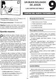 Pablo Escribió Las Cartas A Timoteo Como De Un PDF