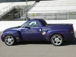 Chevrolet SSR Indy 500 Pace Vehicle (2003) - Pictures, Information ...
