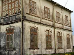 French Colonial Architecture
