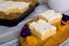 mandarinen schmand blechkuchen muffin ville