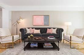 Armen Living Barrister Sofa Green Velvet by Tufted Sofa Grey Best Home Furniture Decoration
