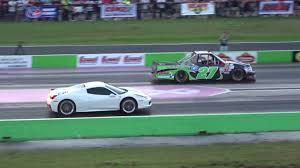 FERRARI VS NASCAR TRUCK ( STREET OUTLAWS LIVE ) - YouTube Texas Truck Series Results June 9 2017 Motor Speedway 2015 Nascar Atlanta Buy This Racing Drive It On Public Streets Carscoops Jr Motsports Removes Team From Plans Kickin Camping World North Carolina Education Lottery Is Buying Jack Sprague A Good Life Decision Trucks Race Under The Lights At The Goshare Sponsors Dillon In Ncwts 2016 Points Final News Schedule For Heat 2 Confirmed Jayskis Paint Scheme Gallery 2003 Schemes