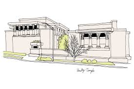 100 Frank Lloyd Wright Sketches For Sale S Best Works