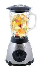 mixeur de cuisine royalty line sme 600 6 blender mixer 250 300w destockage grossiste
