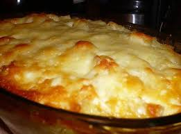 Baked White Cheddar Mac And Cheese Recipe Vintage Mixer